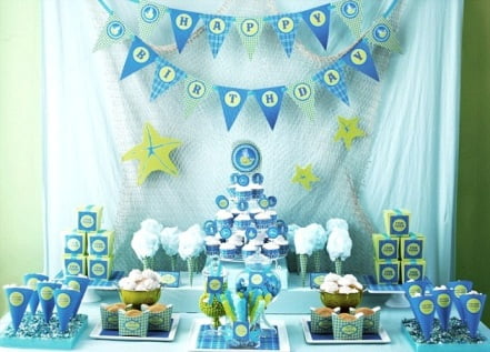 Baby Shower Decoration Ideas Images