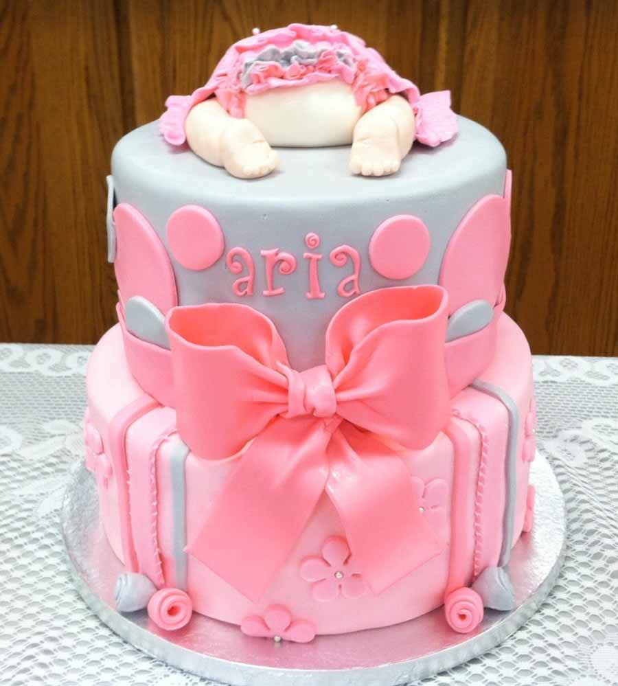 Cake Decorating Baby Shower Girl : Baby Shower Cakes Ideas For Girls Baby Shower for Parents