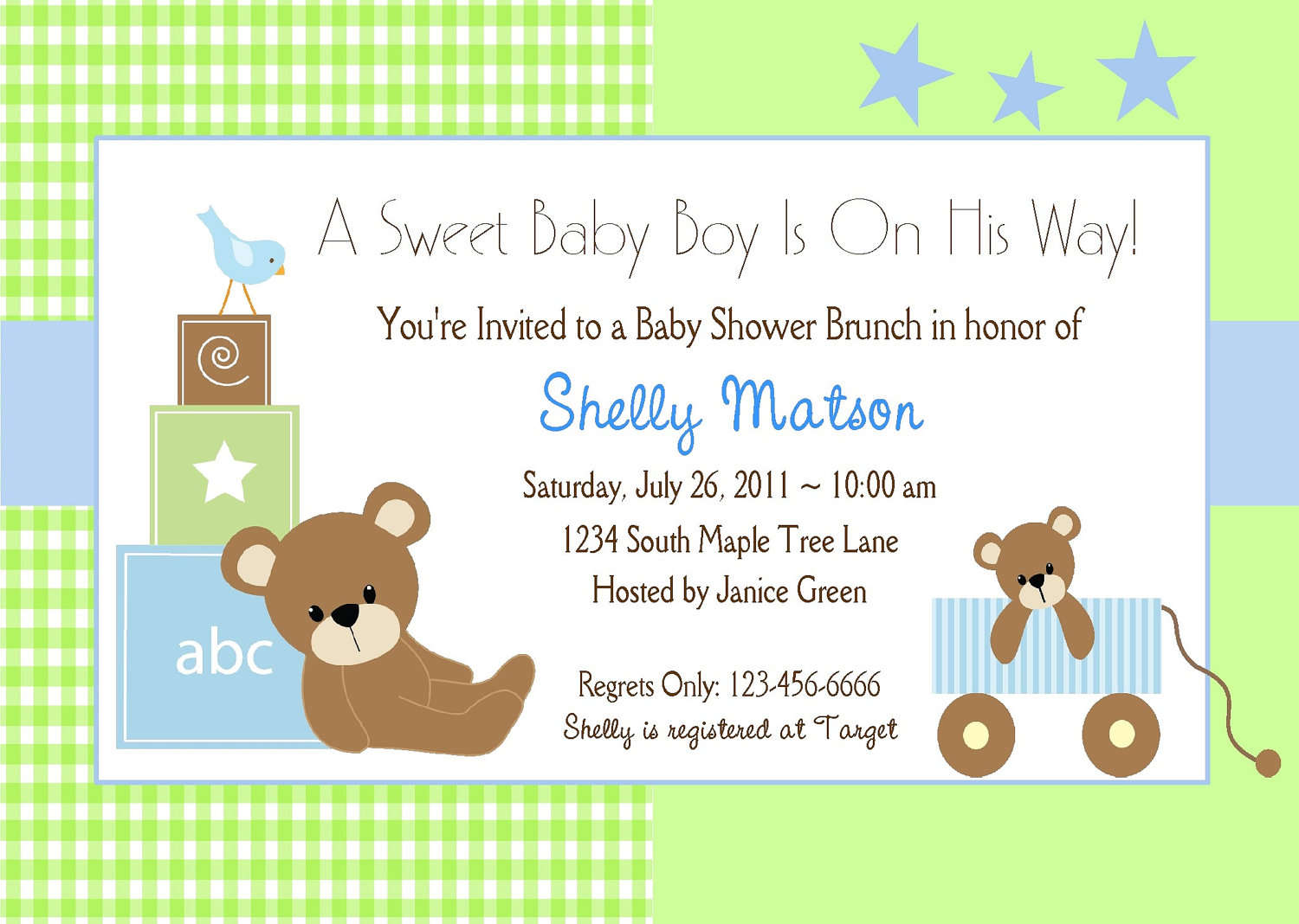 This is a photo of Superb Baby Shower Invitation Templates Free Printable