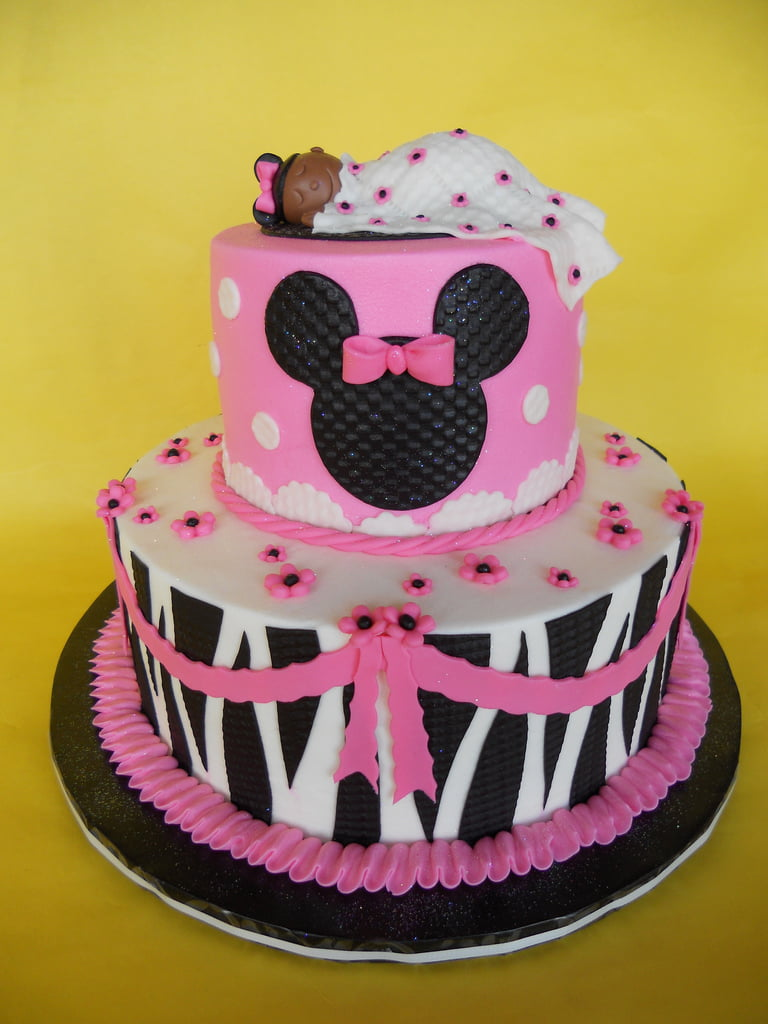 Minnie Mouse Cupcake Decorations Ideas