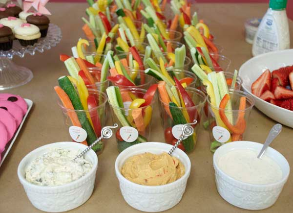 Good Vegetarian Baby Shower Food Ideas With Baby Shower Food Ideas