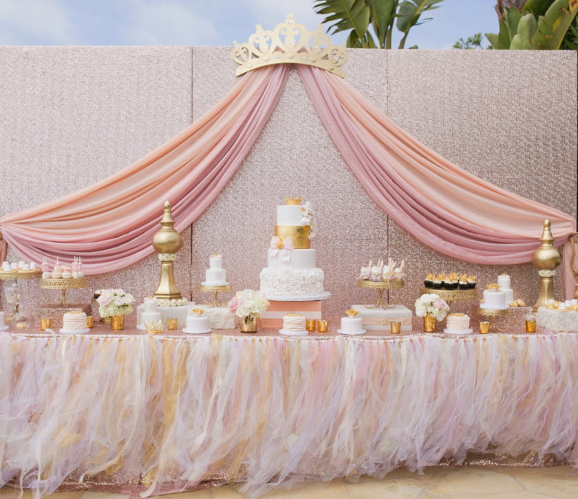 princess baby shower theme princess themed baby shower ideas baby