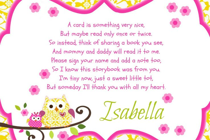 baby greeting card message  wblqual, Baby shower invitation