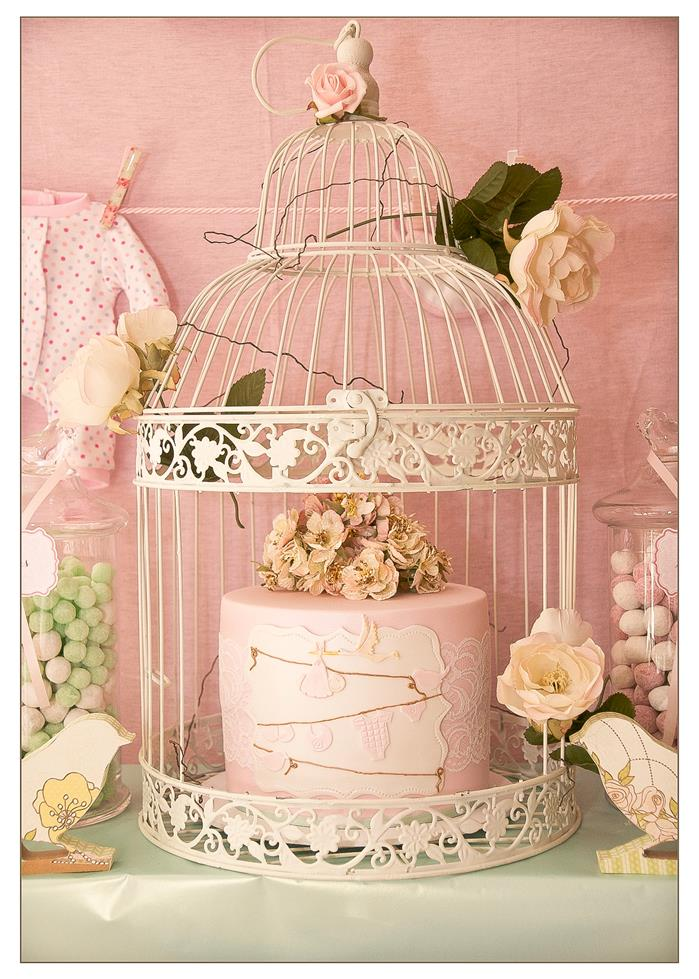Vintage Cake Decoration Ideas : Vintage Baby Shower Ideas Baby Shower for Parents