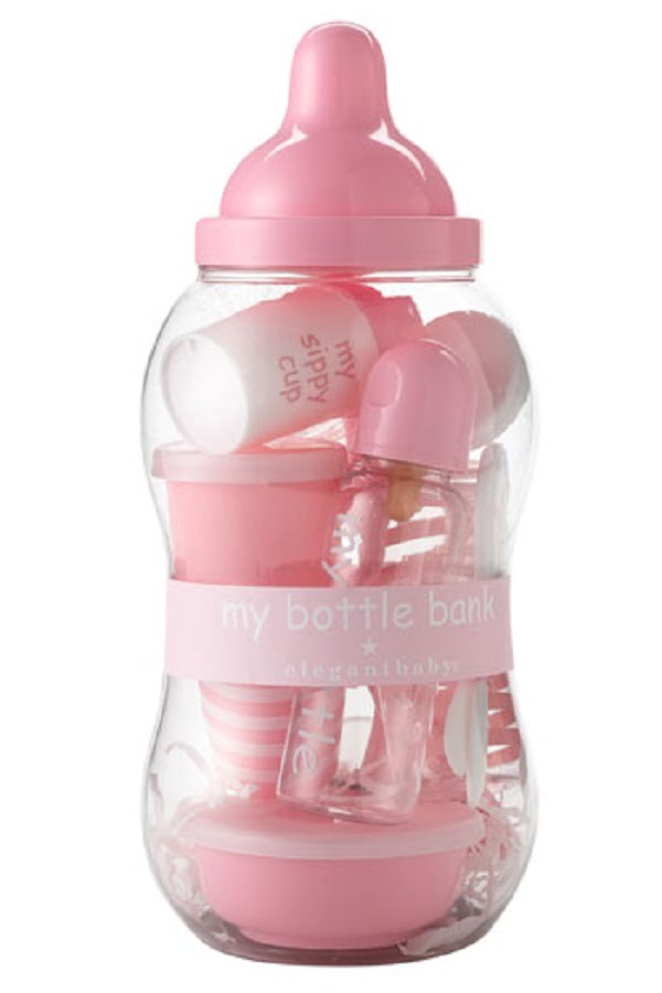 Baby Bottle Baby Shower Gifts For Baby Girls