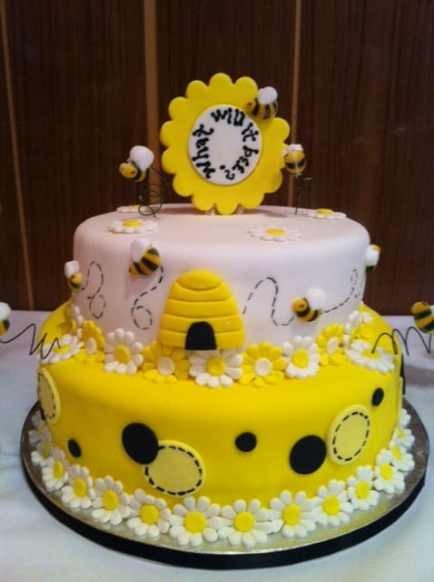 Honey Bee Cake Ideas