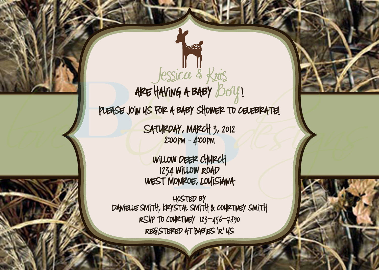 Baby Shower Invites for Boy | FREE Printable Baby Shower Invitations ...