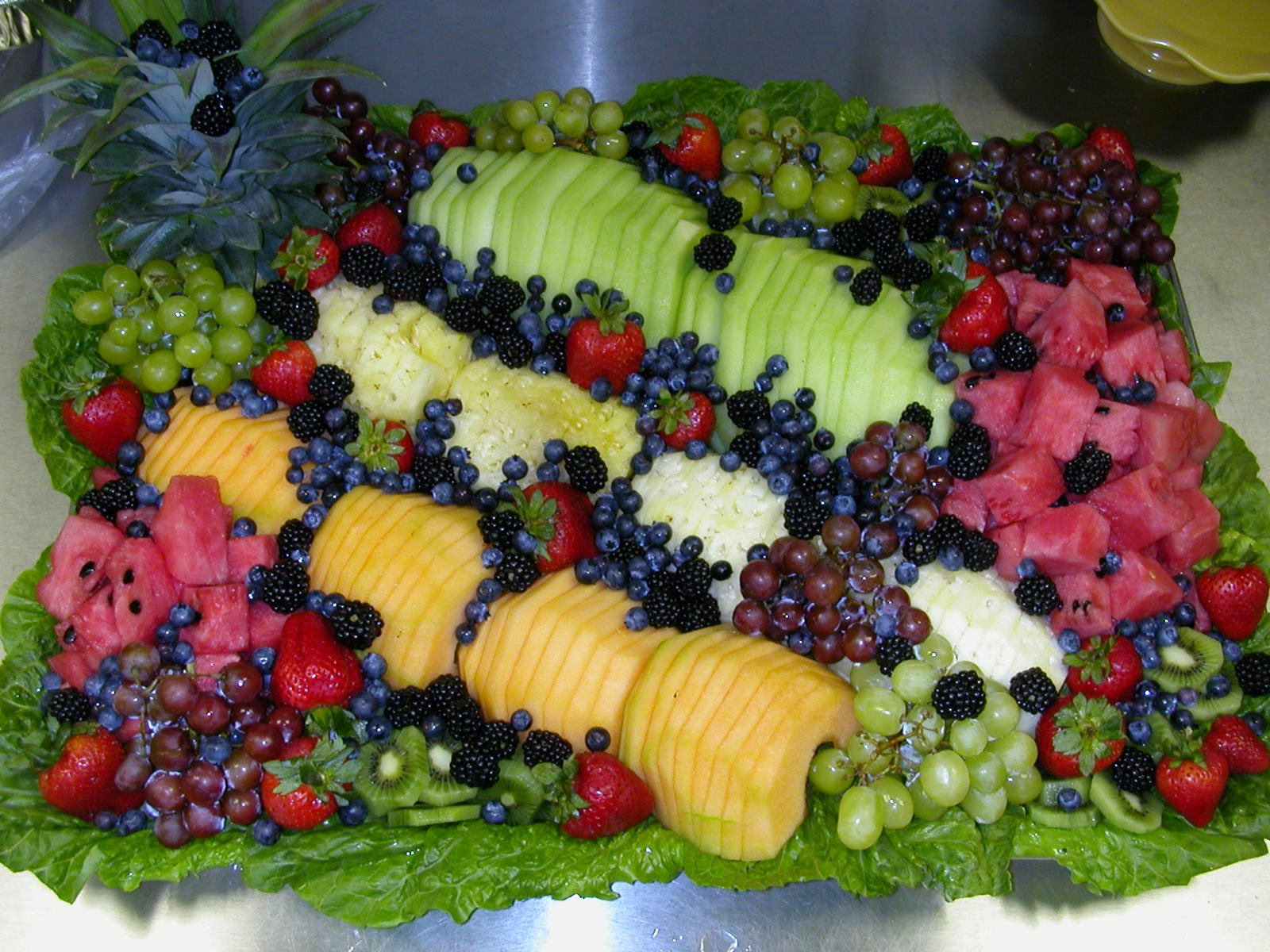 Fruit Trays For Baby Shower - Image Cabinets and Shower Mandra ...