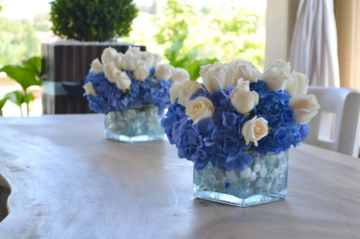 How to make adorable baby shower centerpieces