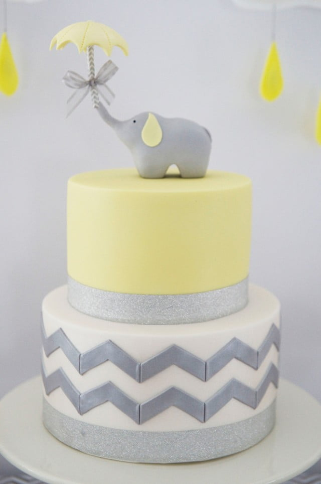 Baby Shower Cake What To Say