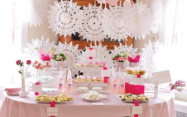 How To Host Tea Party Baby Shower Ideas For Parents