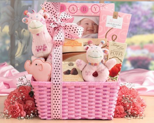 Personalized Baby Shower Gifts Ideas For Baby Girls