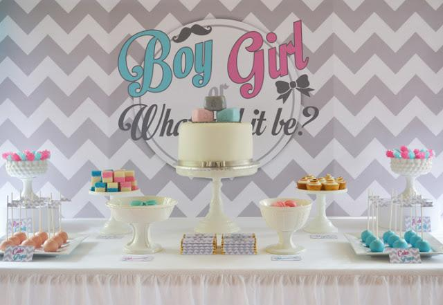Twins baby shower ideas baby shower for parents for Baby shower decoration twins