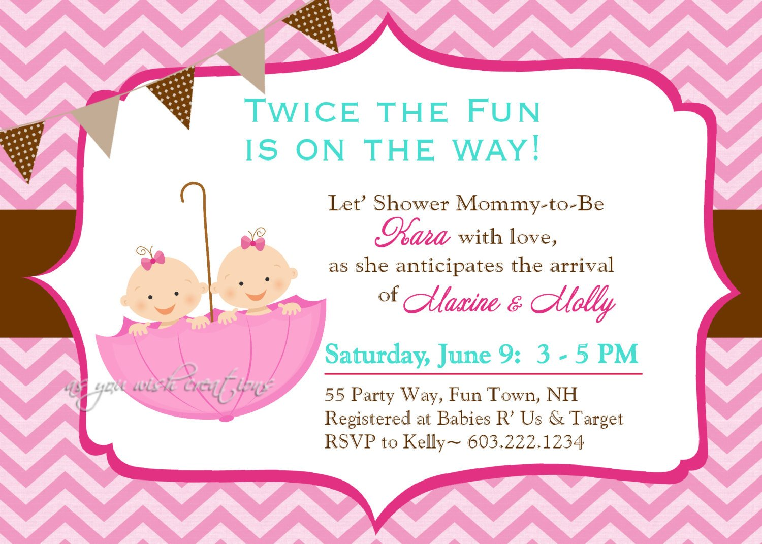 the best twin baby shower invitation ideas baby shower for parents