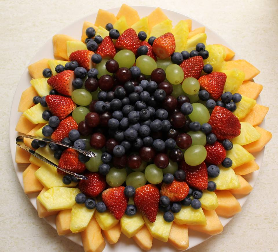 How To Decorate Fruit Tray & How To Decorate Fruit Tray Fruit Tray Decoration Best Interior 60 2 ...