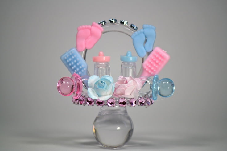 Twins baby shower ideas baby shower for parents for Baby shower decoration ideas for twins