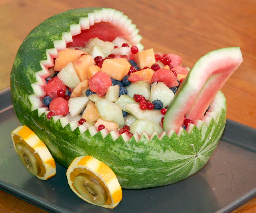 Fruit Bowl Decoration Ideas