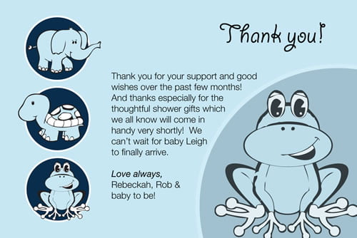 sending thank you baby shower cards baby shower for parents