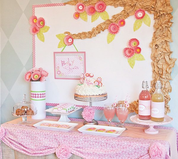 Fall Baby Shower Decoration iDEAS