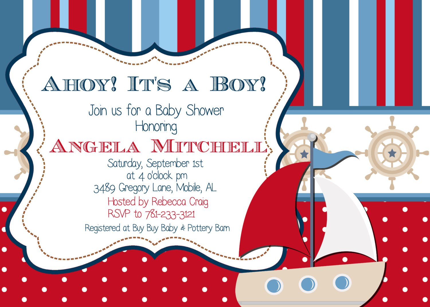 sailor baby shower invitations baby shower for parents