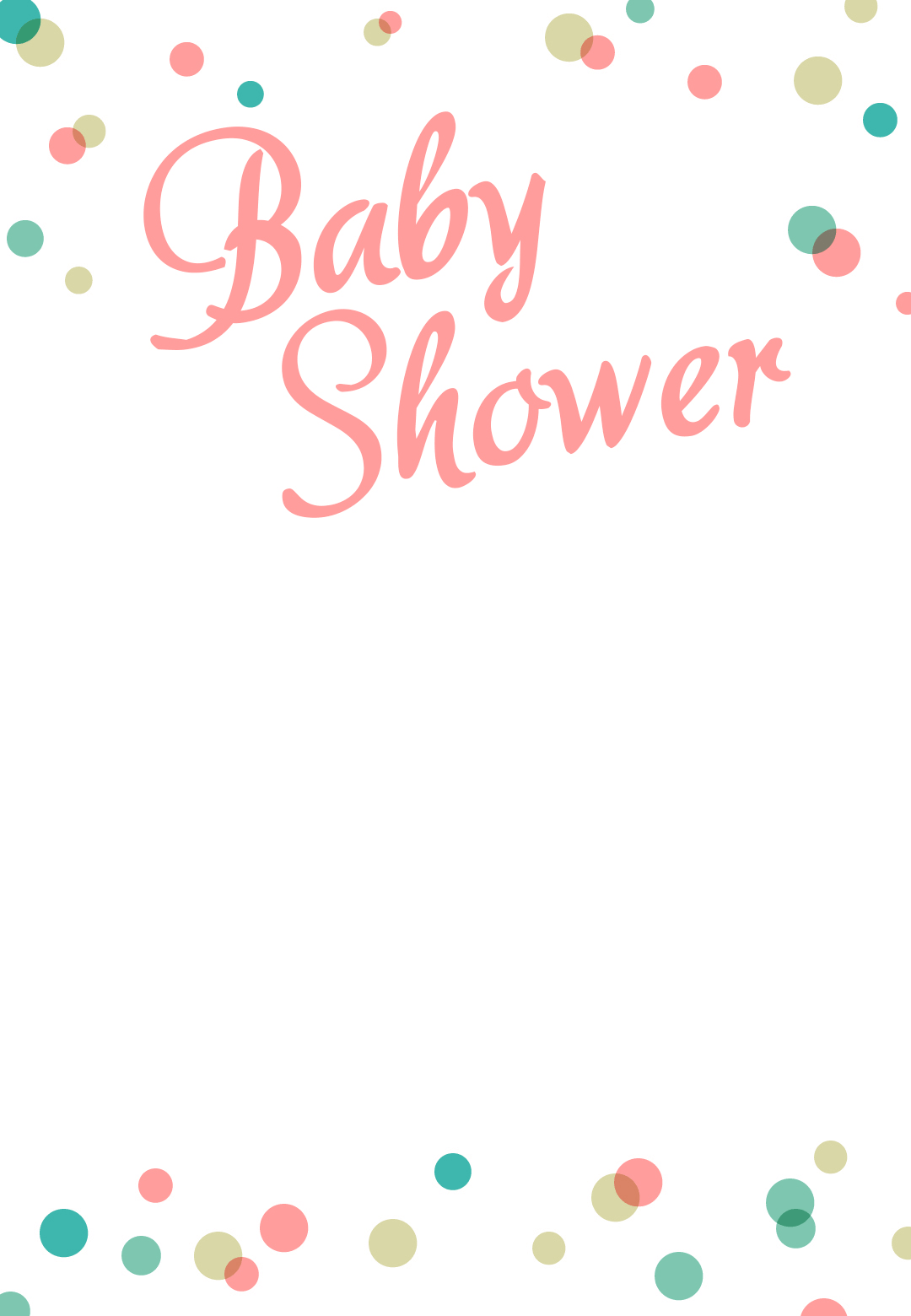 Free printable car baby shower invitation template free for Free baby shower invitation templates